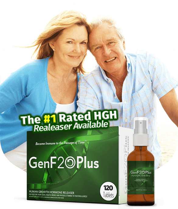 GenF20 Plus helps increase human growth hormone