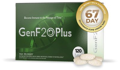 GenF20 Plus HGH-Boosting Natural Nutritional Supplement